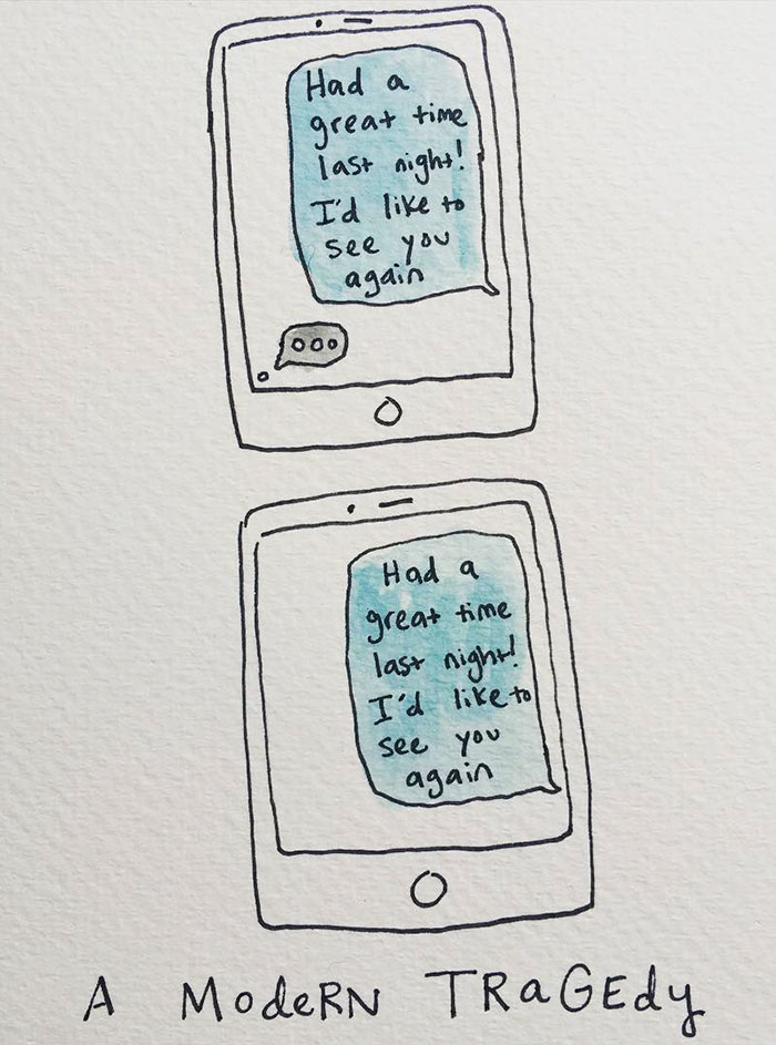 24 Hilariously Honest Illustrations That Perfectly Depict Adulthood