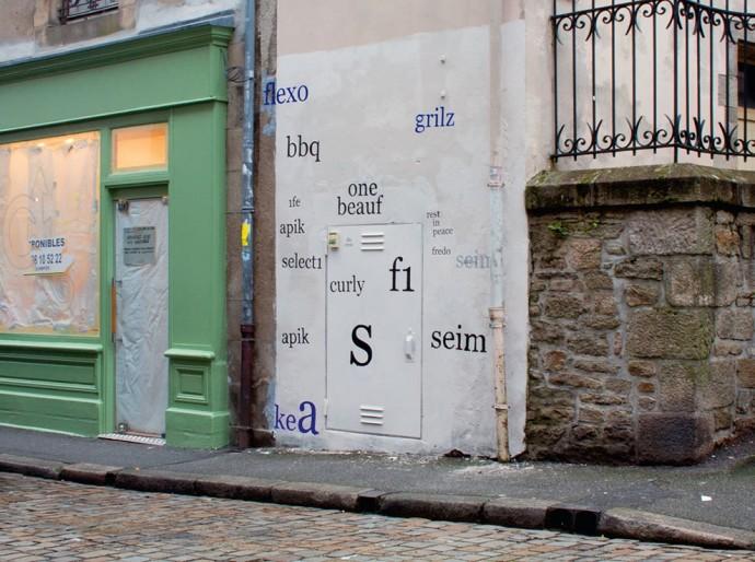 Guy Makes Graffiti Legible