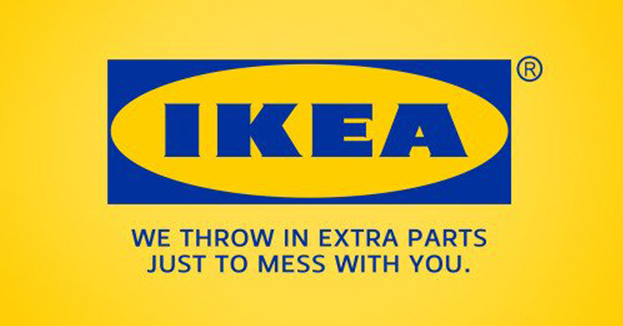 27 Hilariously Honest Brand Slogans That Are Way More