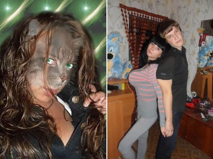 24 Hilarious Profile Picture Fails From Russian Social Networks That Will Make You Cringe
