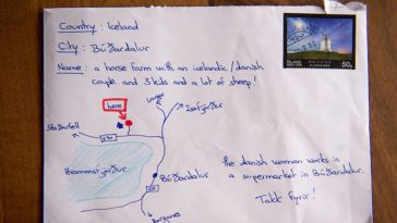 desperate-icelandic-woman-draws-map-instead-address-letter-actually-arrived-destination