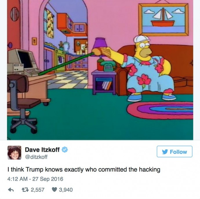 The 26 Funniest Reactions To The First Trump-Clinton Presidential Debate