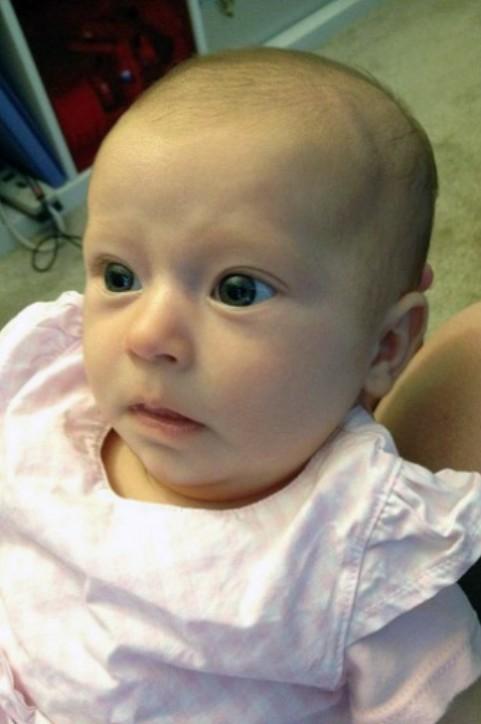 "15 Hilarious Photos Of Babies Proving That ""When You Gotta Go, You Gotta Go"""