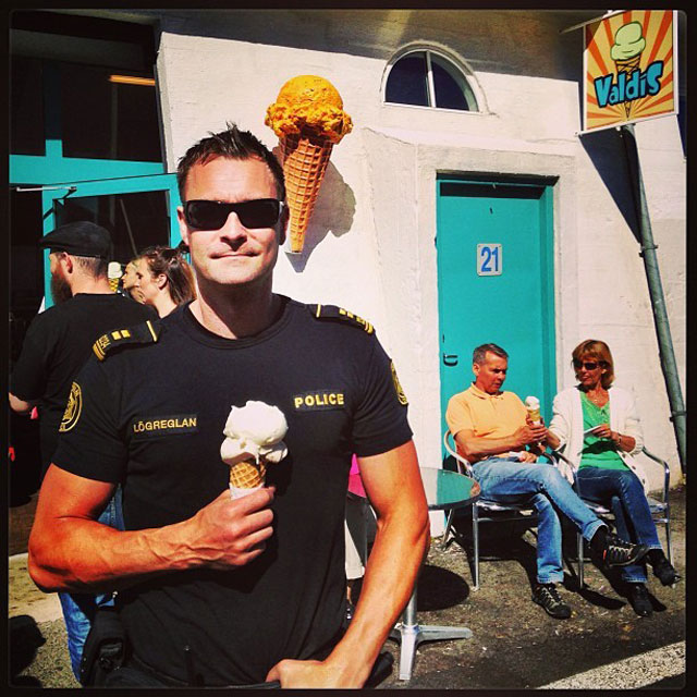 Reykjavík Police Department Has An Instagram And It's Definitely Not What You Expect