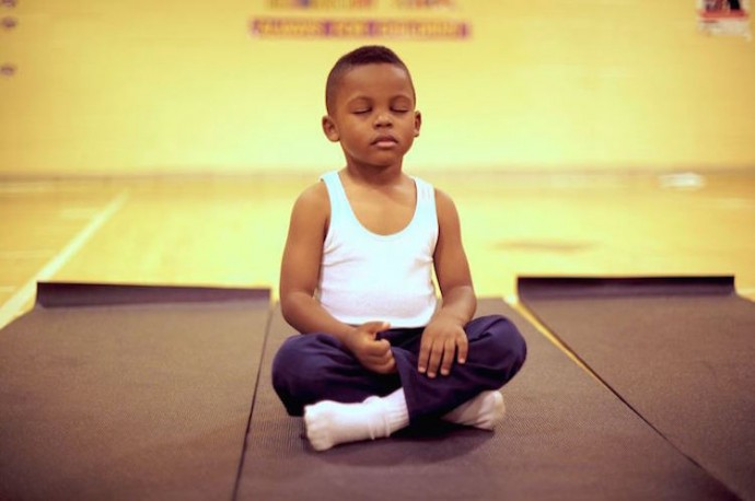 School Replaces Detention With A Mindful Meditation Room And It's A Success
