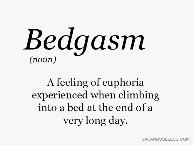 15 Words That Don't Exist But We Definitely Need Inside Our Vocabulary