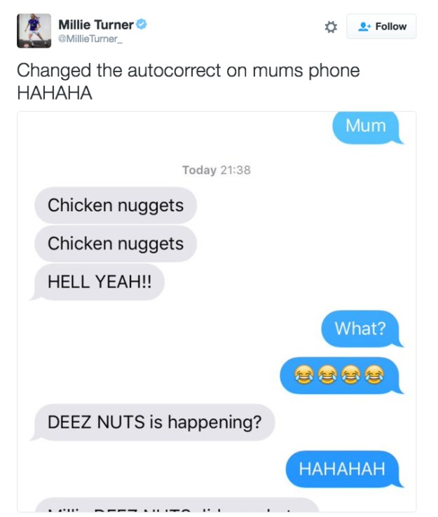 16 Hilarious Text Pranks That Will Make You Laugh Way More Than You Should