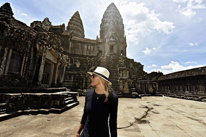 27-Year-Old Is About To Become The First Woman Ever To Visit Every Country On Earth