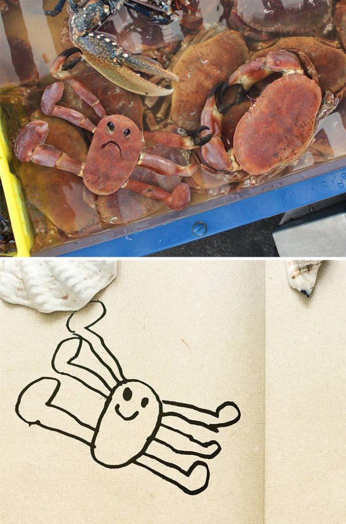 Brilliant Dad Turns His 6-Year-Old 's Son Drawings Into Reality, And The Results Are Just Perfect