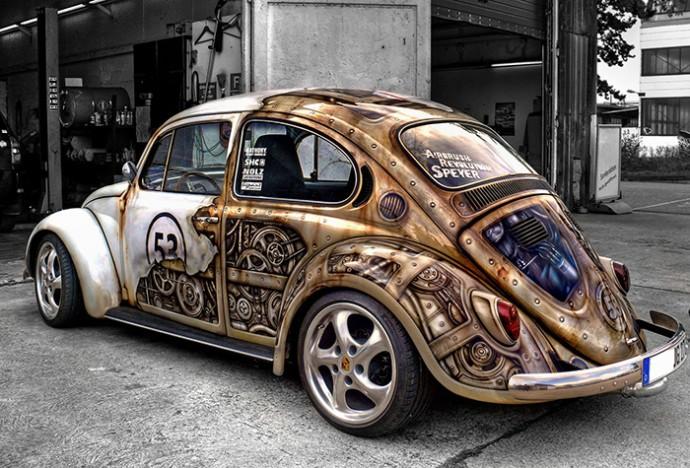 Creative Cars That Will Make You Definitely Look Twice Page - 18 creative cars will make definitely look twice