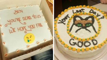 20-hilarious-goodbye-cakes-people-got-on-their-last-day-at-work