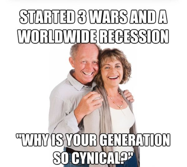 Baby Boomers Complained On Twitter About 'This Generation ...