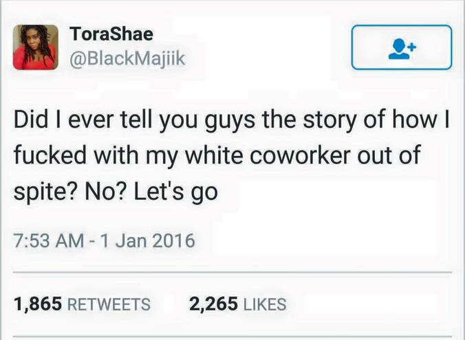 Black Woman Bullied By Racist Coworker Gets Perfect Revenge By Pranking Him In The Best Way Ever