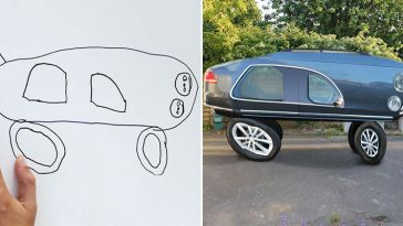 brilliant-dad-turns-6-year-old-s-son-drawings-reality-results-creepily-hilarious