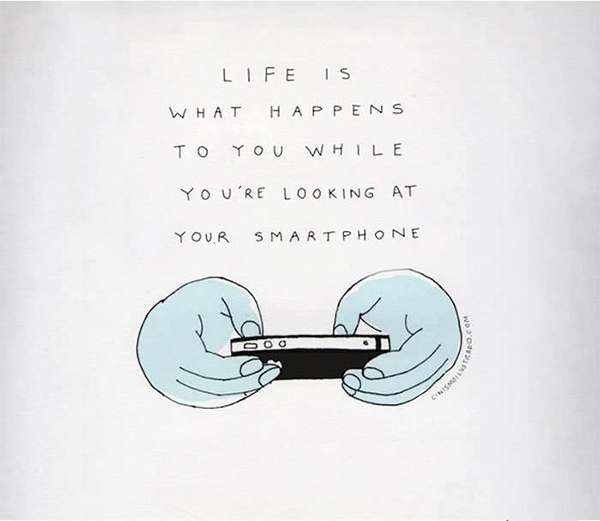 Brutally Honest Illustrations Depicting The Truth About Our Daily Sruggles With Technology