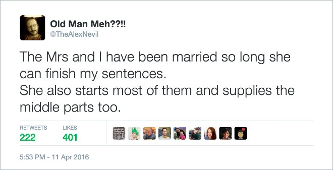 Of The Most Hilarious Marriage Tweets Ever Written - 15 hilarious marriage tweets ever written
