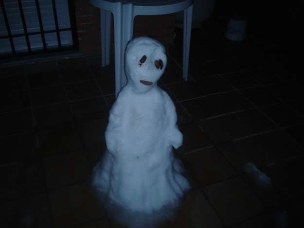 Creepy Horror Snowmen That Will Take Winter To The Next Level - 18 creepy horror snowmen will take winter next level