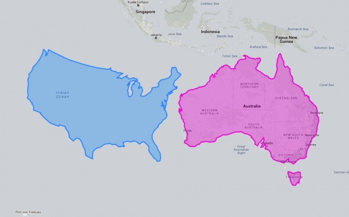 16 Maps That Will Totally Change The Way You Look At The World
