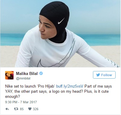 Nike Is Going To Launch A Hijab Collection Developed Together - Nike is going to launch a hijab collection developed together with muslim athletes
