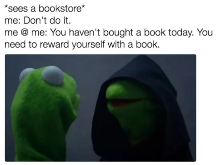 Hilarious Memes Only Book Lovers Will Understand - 15 hilarious memes only book lovers will understand