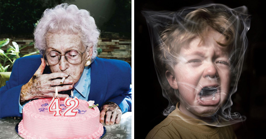 25 Of The Most Powerful And Creative Anti Smoking Ads Ever Made