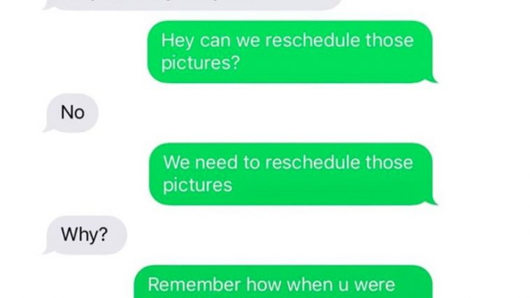 Kid Archives Just Something Creative - Husband text wife pics little accident kid home hilariously freaks