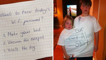 Image of: Sent 12 Genius Parents With The Best Sense Of Humor Ever Yesplz The 36 Funniest Text Ever Sent From Parents To Their Kids Couldn