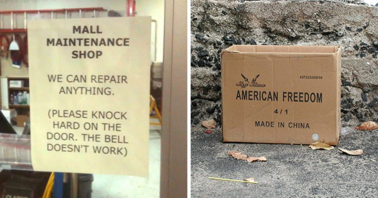 32 Of The Most Hilarious Examples Of Irony Ever