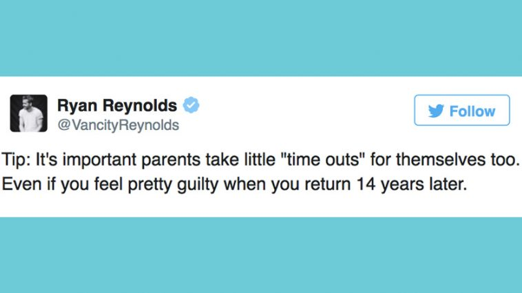 Twitter Archives Just Something Creative - Ryan reynolds politely responds to fans dirty tweets and its just hilarious