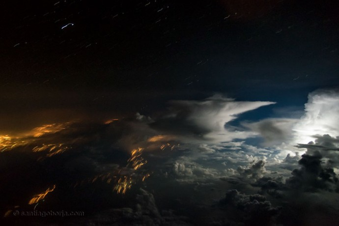Airline Captain Takes Amazing Photos From His Cockpit And No - Airline captain takes amazing photos from his cockpit and no theyre not photoshopped