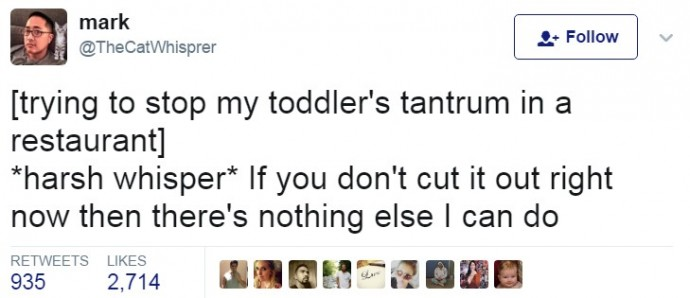 Hilarious Tweets That Perfectly Describe How Being A Parent - 30 hilarious tweets that perfectly describe how being a parent works