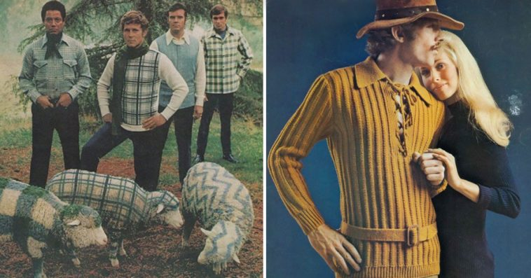 15 Weird 1970s Men S Fashion Ads That Are Just Too Much Too Handle