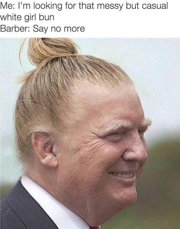 15 Hilarious Haircut Fails That Became Say No More Memes Page 4