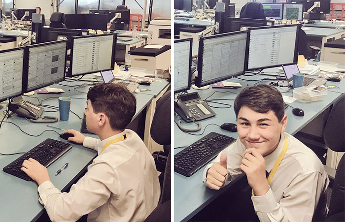 Unpopular Railway Puts YearOld Intern In Charge Of Their - Unpopular railway puts 15 year old intern in charge of their twitter account he takes the internet by storm