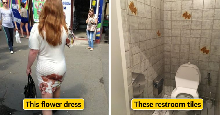 20 epic design fails that are impossible not to laugh at for Bad stuff happens in the bathroom