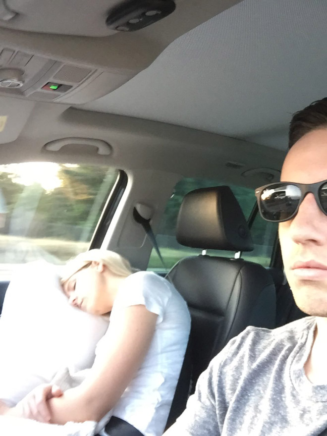 Husband Compiles A Gallery Of All The Fun Road Trips He