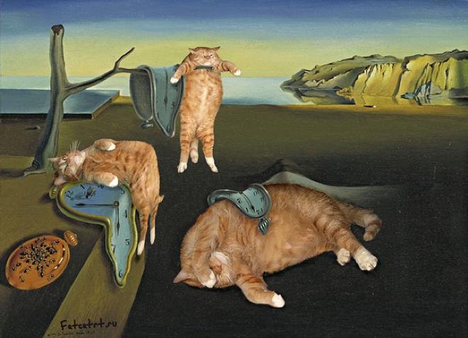 svetlana-petrova-fat-cat-iconic-paintings-15