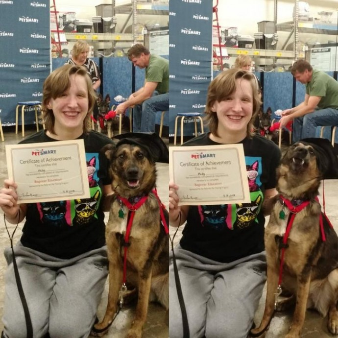 28 Proud Dogs Who Just Graduated From School - Page 2 of 2